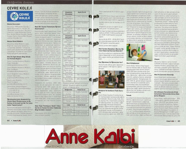 İlköğretim Dosyası 1