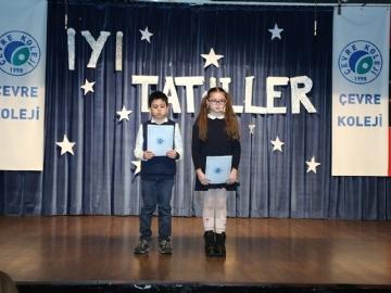 İlkokul ve Ortaokul Kapanış Törenlerimiz Gerçekleşti