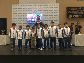 Basketbol Takımlarımız 2018 Akdeniz Kış Basketbol Turnuvası'ndan Ödüllerle Döndü