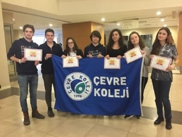 Çevre High School Students Will be Representing Turkey in Destination Imagination Global Finals!