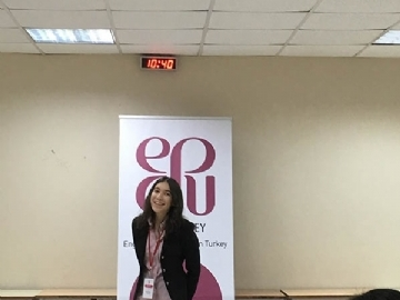 The Success of Public Speaking in English