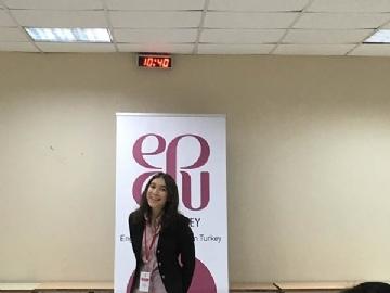 Toplum Önünde İngilizce Konuşma Başarısı