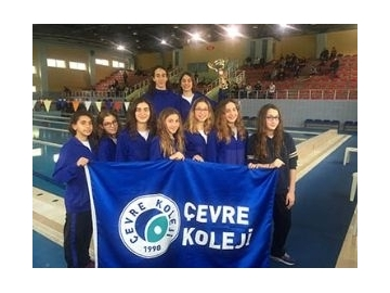 Swimming Success In Çevre
