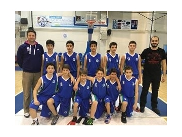 Another Champıonshıp From The Junıor Boys Basketball Team