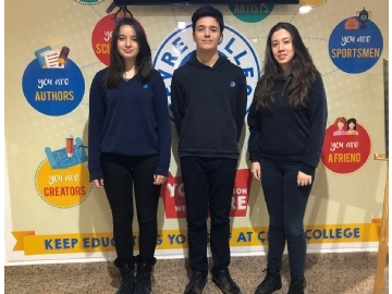 Cevre College in 49th TÜBİTAK Finals with 3 Projects!