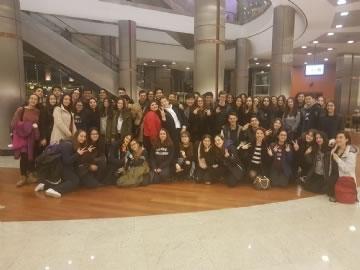 Çevre College at 'Şen Makas'