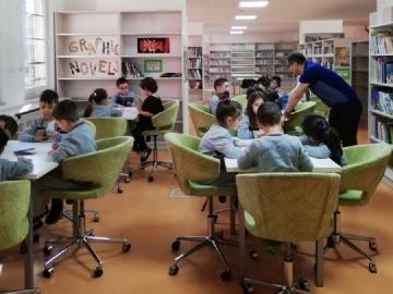 Kütüphane Haftası