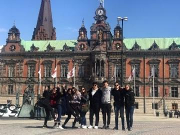 Denmark School Partnership Project