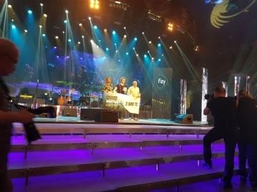 Çevre Lisesi Orkestrası 21. Fizy Liselerarası Müzik Yarışması'nda 2 Dalda Türkiye İkincisi