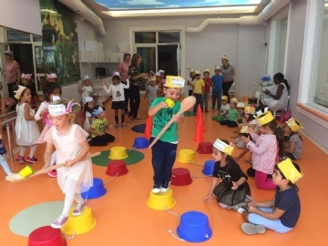 Çevre Kindergarten Back to School Party