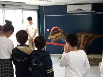4. Sınıf Öğrencilerine Sancaktepe Bilim Merkezi Gezisi