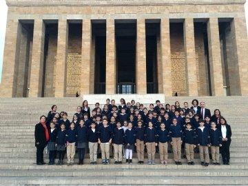 5. Sınıf Öğrencilerimizle Ankara'daydık