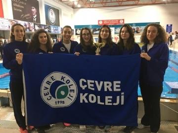 Genç Kız Takımımız İstanbul İkincisi