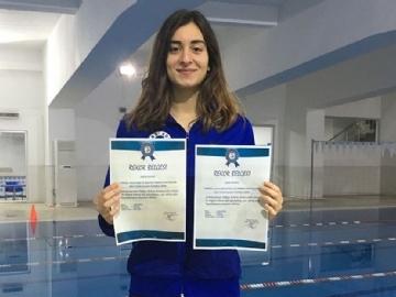 Çevre Kolejinde Türkiye Rekoru