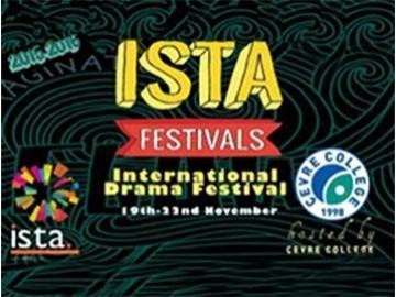 ISTA'dan teşekkür mektubu.