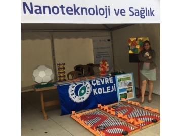 Nanoteknoloji Kulübümüz ile Avrupa Araştırmacılar Gecesi'ne Katıldık
