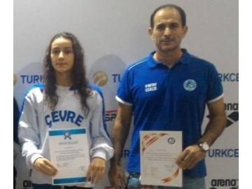 Çevre Kolejinde Yeni Bir Türkiye Rekoru