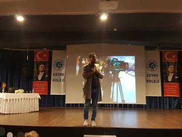 Entrepreneurship Week At Çevre College