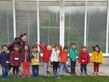 Çevre Preschools at  Butterfly Farm