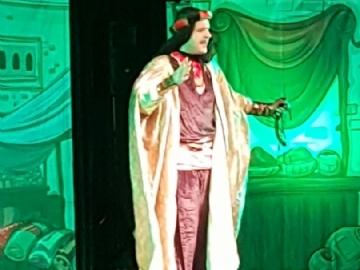 """""""Grandma's Magic Carpet"""" Temalı İngilizce Tiyatro Çevre'de"""