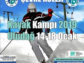 Çevre Spor Kulübü Uludağ Kayak Kampı 2019
