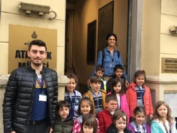 Çevre Preschool at Atatürk Şişli Atatürk House