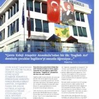 Çevre Koleji Ataşehir Anaokulu'nda Bir İlk!