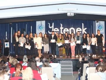 Çevre College Hosts Fatma Turgut in Talent Night