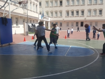 "Winners of ""Streetball Tournament"""
