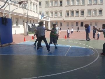 "Winners of ""Streetball Tournament"""