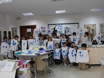 Çevreli Öğrencilerden Dünya Su Günü Mesajı: Suyumuza Sahip Çıkalım!