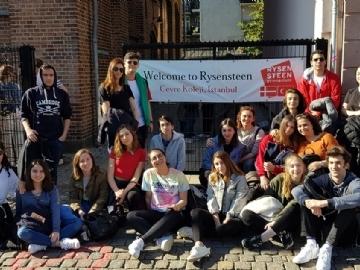 Çevre Lisesi Bir Kez Daha Kopenhag'daydı