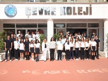 Prof. Dr. Ümit Dilber Mutlu, Çevre Lisesi Öğrencileriyle Buluştu
