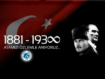 On 10th November We Commemorated Atatürk, The Great Leader