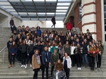Çevre High at Sabancı University