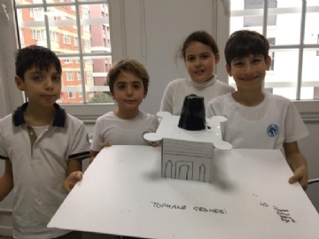 4. Sınıflar Mimar Sinan Macerası'nda
