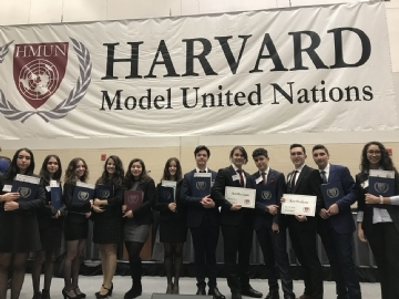 Our 6th Year in Harvard MUN