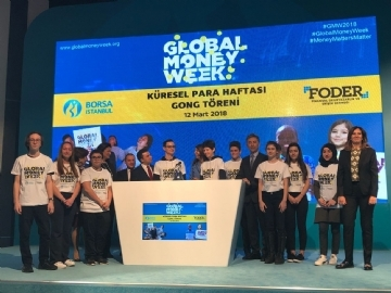 Global Money Week-İstanbul Stock Exchange