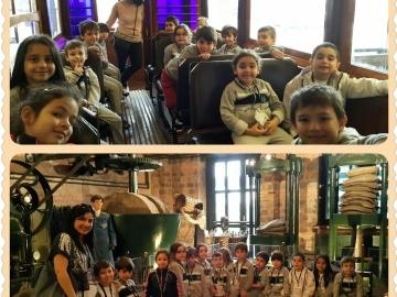 Çevre Kindergartens At Rahmi Koç Museum