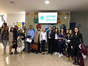 Çevre High School Career Days