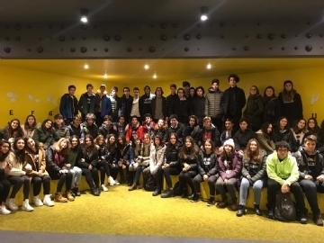 10. Sınıflar Diyalog Müzesi Gezisi