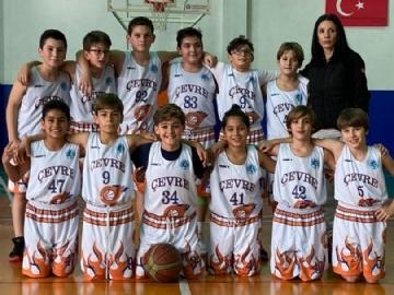 Minik Basketbolcuların Başarısı