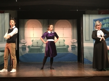 """Adventures of the Petersons "" Impressed Cevre College Students"
