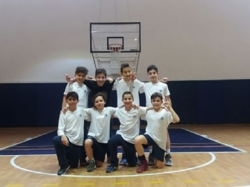 Inter-Class Basketball Tournament Has Finished