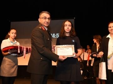 Öğrencimiz, Atatürk'ü Anma Günü Kompozisyon Yarışması'nda İlçe Üçüncüsü