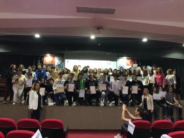 Lise Uluslararası Sertifika Töreni – 2019