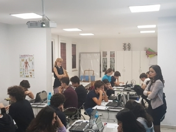 Çevre Lisesi Uluslararası Matematik Sınavında