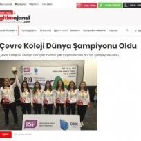 YÜZME ŞAMPİYONLUĞU-EĞİTİMAJANSI.COM