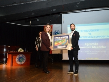 Çevre College 6th Preschool and Primary Class Teachers' Symposium