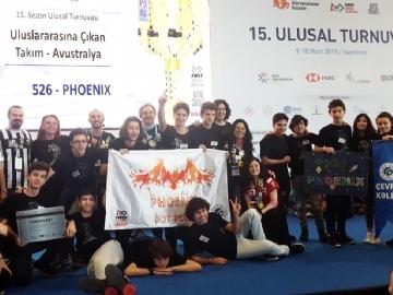 Çevre FLL Şampiyonları Avustralya Yolcusu